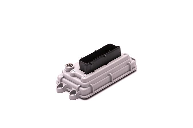 IBL Hydronic ECU-Steuergeräte, Impact-Modul 02, Einsatz im Soft-Crane-Control iblos SCC