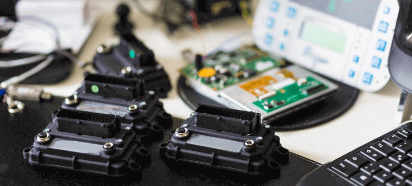 IBL Hydronic ECU Steuergeräte für die mobile Automation